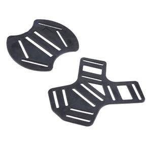 Pack of 5 Safety Belt Buckle Full Body Climbing Harness Splitter Plate