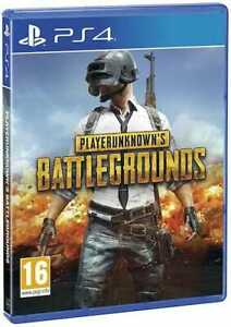 Playerunknown S Battlegrounds Pubg Ps4 New 711719527398 Ebay