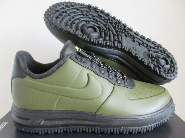 Nike Lunar Force 1 Duckboot Low Olive