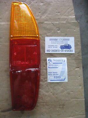 Near Side Tail Light Indicator Brake NEW For Ford Escort Mk1 Rear Lamp Lens L//H