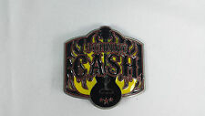 Johnny Jonny Cash Gürtelschnalle Belt Buckle Man in Black June Carter NEU Edel