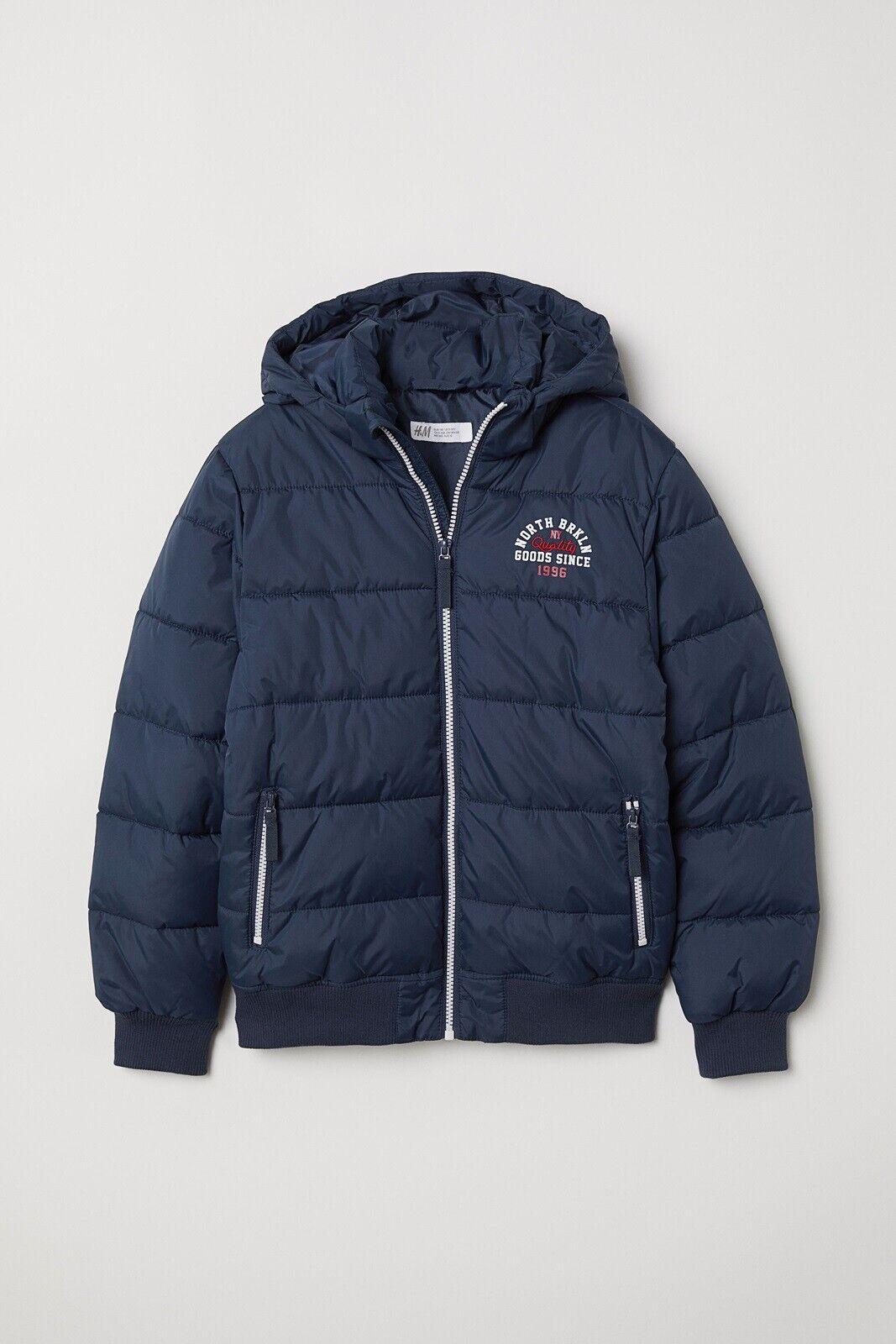 Vinterjakke, Vatteret jakke, H&M