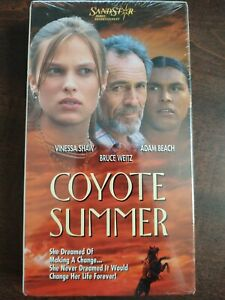 Coyote Summer VHS