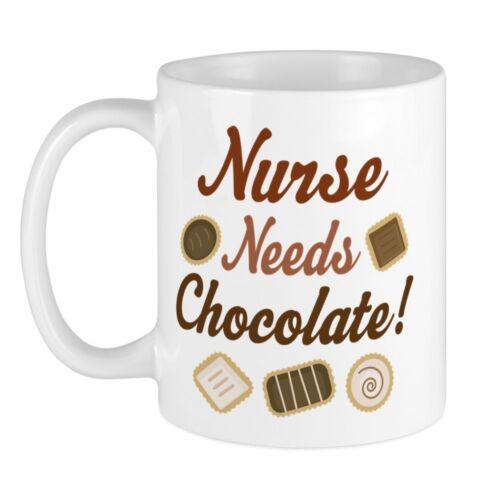 577207558 CafePress Nurse Gift Funny Mug 11 oz Ceramic Mug