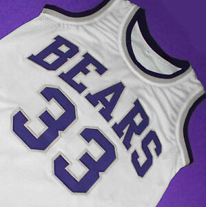 SCOTTIE PIPPEN CENTRAL ARKANSAS BEARS COLLEGE JERSEY WHITE