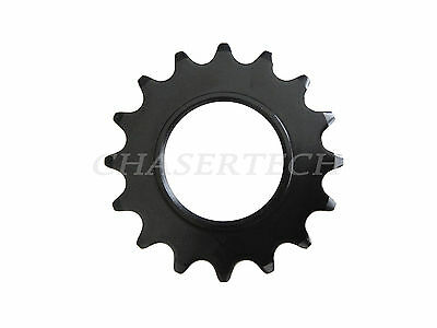 """Sporting Goods Dedicated New Dicta Bmx Road Fixed Gear Track Bicycle Bike Threaded Cog 1/8"""" 16t Black"""