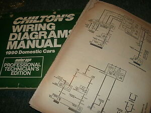 1990 Ford Mustang Gt Lx Oversized Wiring Diagrams Schematics Sheets Set Ebay