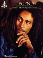 Bob Marley Legend Sheet Music Guitar Tablature 000694956