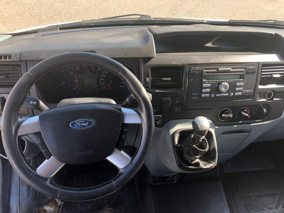 Ford Transit 350L Ladvogn 2,4 TDCi 140 Trend Diesel modelår