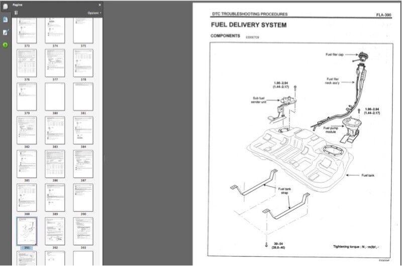 MANUALE OFFICINA UFFICIALE Servizio di Riparazione HYUNDAI TERRACAN 2001-2007