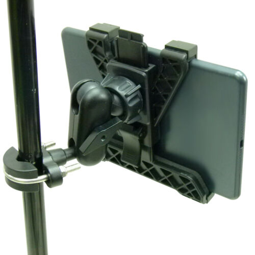 """10.5/"""" Adjustable Music Microphone Stand Tablet Mount for Samsung Galaxy Tab S4"""