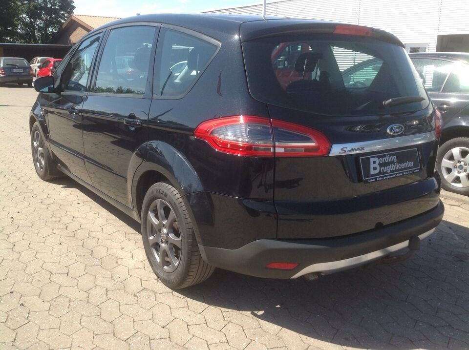 Ford S-MAX 2,0 TDCi 140 Trend Collection aut. Diesel aut.