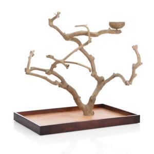 Java Tree Table Freisitz De Kaffeeholz Pour Großsittiche & Perroquets-large-afficher Le Titre D'origine R6n5hwdu-10042232-845832542