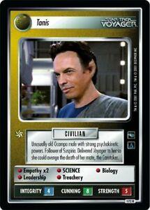 Star Trek CCG VOY Voyager Tuvok 137R