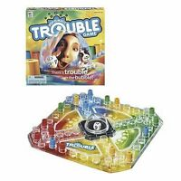 Trouble Board Game
