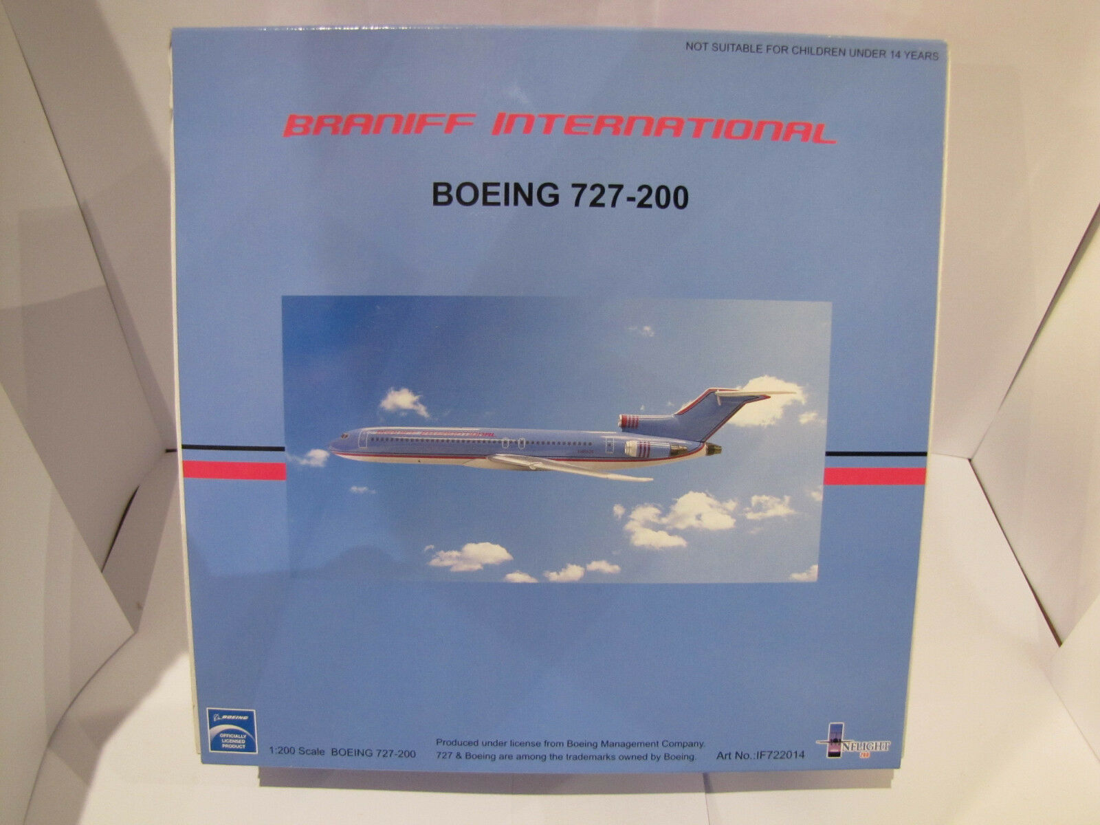 If722014-vol-Boeing 727-200 - Braniff International - 1 200