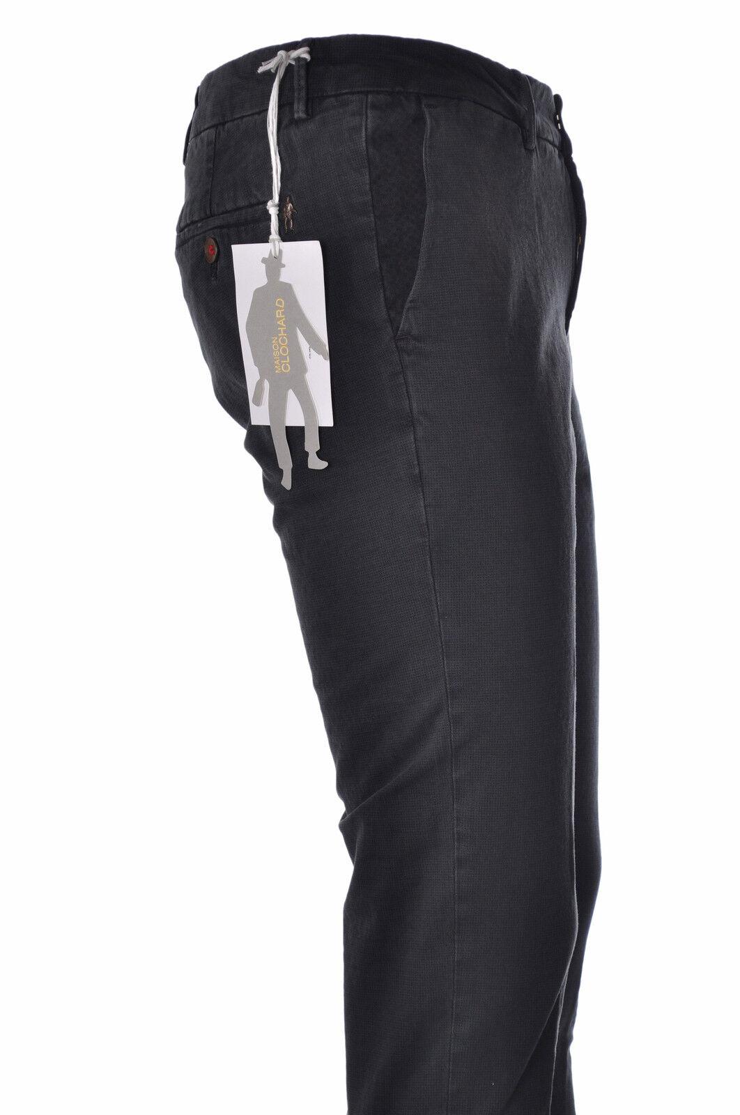 Maison Clochard  -  Pants - Male - Grey - 2587201L163747