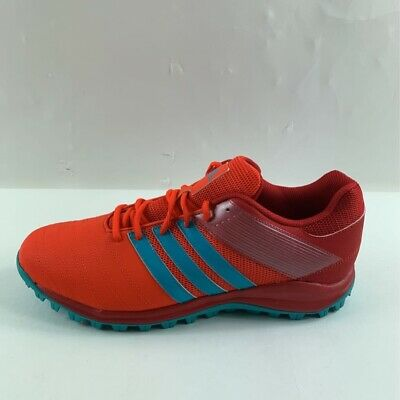 Adidas Mens SRS.4 Field Hockey Shoes Red Teal BY2533 Lace Up Low Top 48 13 New | eBay