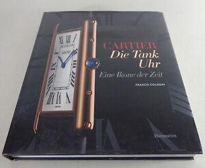 Libro-Ilustrado-Cartier-034-La-Tanque-Reloj-034-Uno-Icono-Der-Zeit-Stand-09-2012