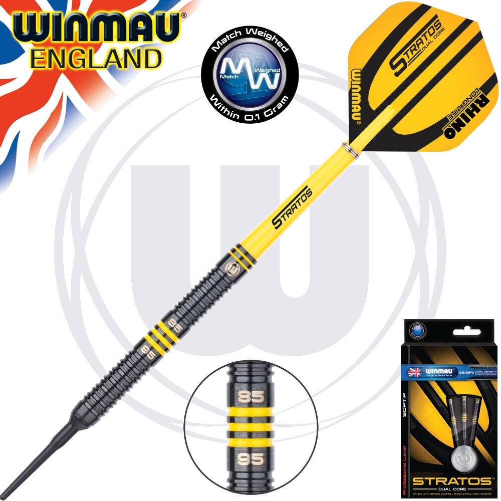 WINMAU Soft Darts Edarts Dartpfeile Pfeile Dart Stratos Dual Core 18 gr 2075 NEU  | Hohe Qualität und Wirtschaftlichkeit