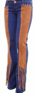BRAZILIAN STRETCH JEANS WITH DETAILS