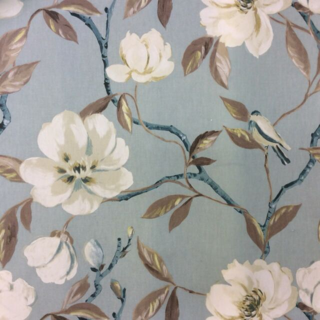 Chinoise 'Marine' Furnishing fabric by Prestigious Textiles.