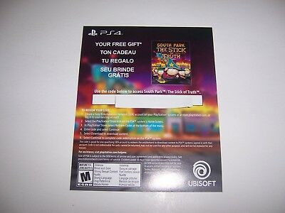 South Park The Stick of Truth PS4 PlayStation 4 Download