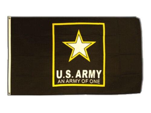 Fahne USA US Army logo Flagge amerikanische Hissflagge 90x150cm