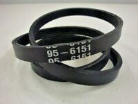 OEM Replacement Toro Snow Blower Belt 95-6151 – Fits Many CCR Models Garden