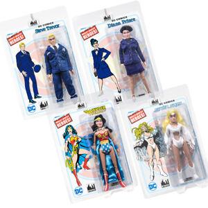 Wonder Woman Retro 8 Figurines Action Series 2: Ensemble De Tous 4