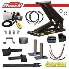 Complete Dump Trailer 11 Ton Hydraulic Scissor Hoist Kit Power Hoist Ph616 6
