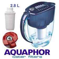 Aquaphor Prestige Blue 2.8 L Filtro Caraffa Brocca Acqua Dura 300 litri di 2 mesi