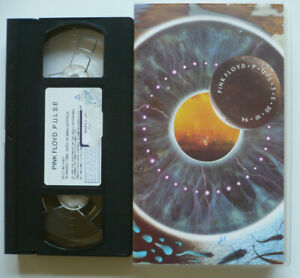 PINK-FLOYD-Pulse-Filmed-at-London-Earls-Court-20-10-94-VHS