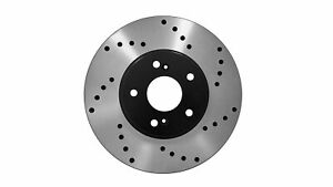 Front-Premium-Drilled-Brake-Rotors-Ceramic-Pads-Fit-2014-2015-BMW-328i-w-312mm