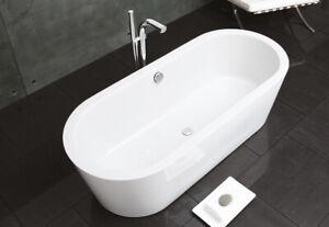 Modern Stylish Designer Bathroom Freestanding Bath Tub Ebay