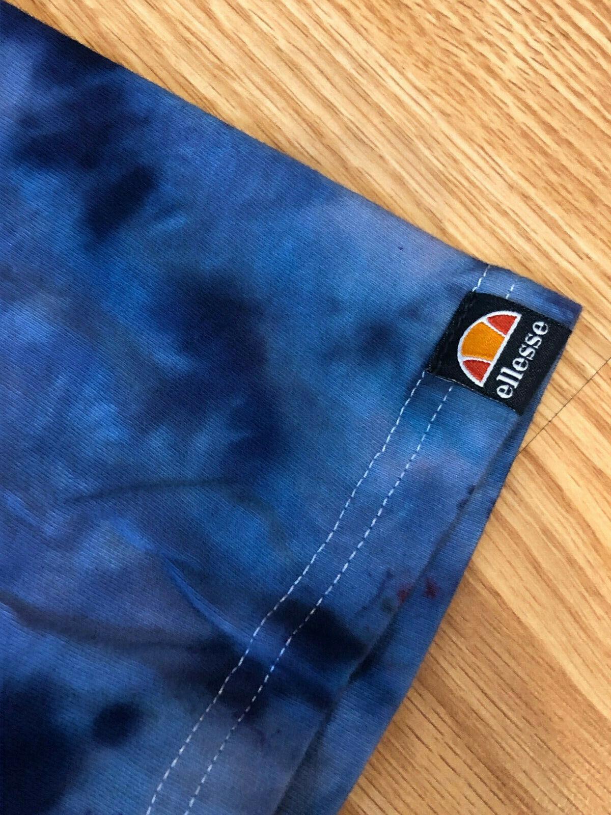 1 of 1 custom t-shirt tie dye (XS) ellesse tee tshirt One of a kind