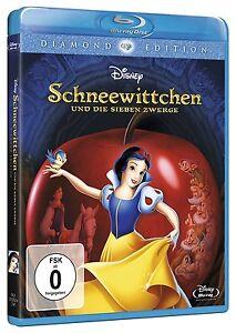 Blu-ray-Schneewittchen-und-die-sieben-Zwerge-Diamond-Edit-Walt-Disney-NEU-amp-OVP