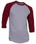 Raglan-Men-039-s-Casual-Baseball-T-Shirt-3-4-Sleeve-Plain-Jersey-Tee-S-2XL thumbnail 10
