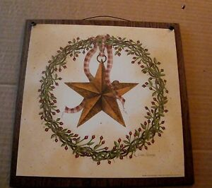Twig-vine-pip-berry-wreath-rustic-primitive-rust-metal-barn-star-decor-wood-sign