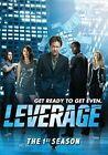 Leverage First Season 0097368945340 With Timothy Hutton DVD Region 1