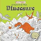 Pictura Puzzles: A Walk with the Dinosaurs: Puzzles by Adam Stower (Paperback, 2015)