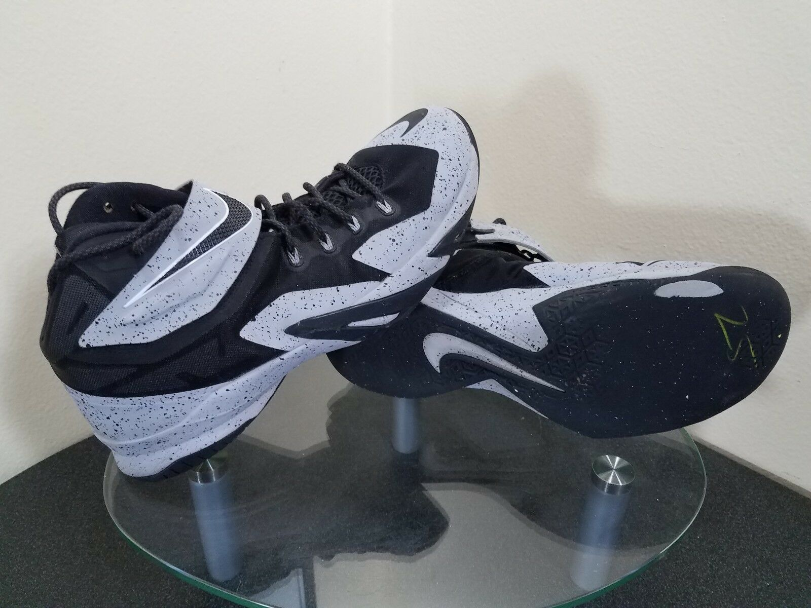 Nike Lebron Zoom Soldier 8 Price reduction Premium Mens Comfortable Wild casual shoes
