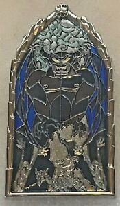 Disney-Pins-DLR-Pin-of-the-Month-Windows-of-Evil-Chernabog-SOLD-OUT