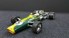 1:18 Exoto Lotus Type 49 Ford-Cosworth Win 1967 Dutch F1 GP, Jim Clark IN BOX