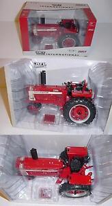 1/16 International Hydro 70 High Detail Tractor by ERTL NIB! Great Price!
