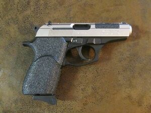 Details about Black Textured Rubber Grip Enhancements for the Bersa Thunder   380 ACP &  22 LR