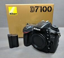 Nikon D7100 24.1MP Digital SLR Camera Body Only - Black (1513)