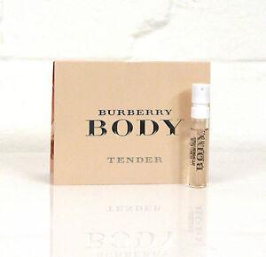 36 x Burberry Body Tender  2ml samples Eau de toilette Spray. 5045411326948
