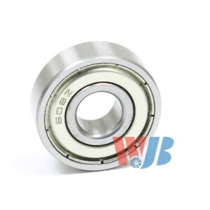 Ball-Bearing-WJB-608-ZZ-5-16-With-2-Metal-Shields-Bore-5-16-034-7-9375x22x7mm