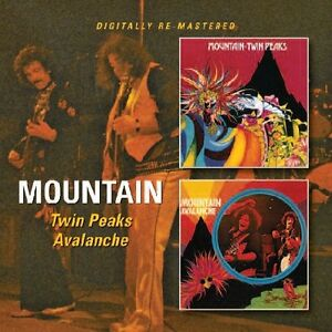 Mountain-Twin-Peaks-Avalanche-New-CD-UK-Import